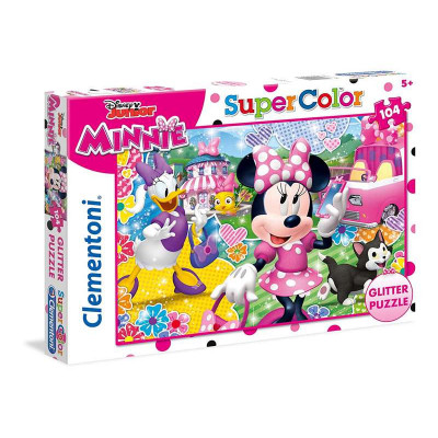PUZZLES MINNIE HAPPY...