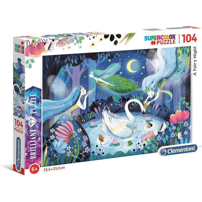 PUZZLE SUPERCOLOR DIAMANTE...