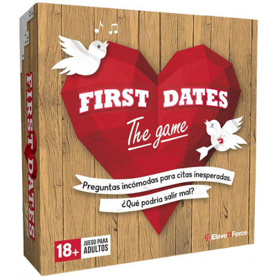JUEGO FIRST DATES ELEVEN FORCE