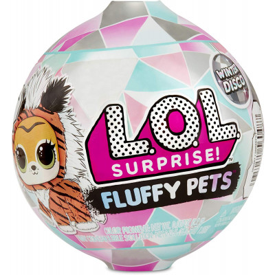 LOL SURPRISE FLUFFY PETS...